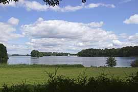 Bosau am Großen Plöner See