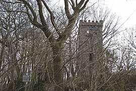 Kaiser-Wilhelm-Turm bei Eutin/Fissau
