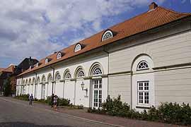 Marstall Eutin - heute Ostholstein-Museum