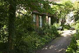Tischbein-Garten in Eutin