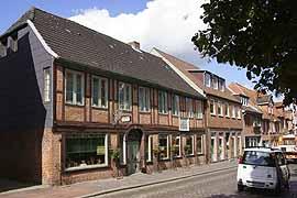 Geburtshaus von Carl Maria von Weber in Eutin