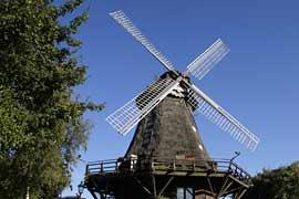 Windmühle in Eutin