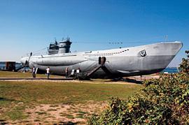 U-Boot U995 Laboe
