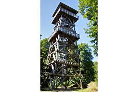 Aussichtsturm auf dem Holzberg in Malente/Neversfelde