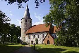 St. Johannis-Kirche in Malente/Neukirchen
