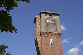 Wasserturm in Malente
