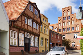 Alte Apotheke in Mölln
