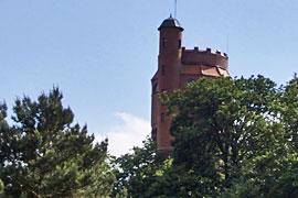 Wasserturm in Mölln