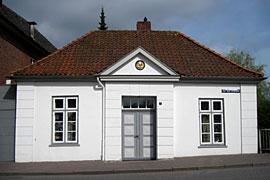 Brückengeld-Einnehmerhaus in Neustadt in Holstein