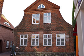 Fürstlicher Hof in Neustadt in Holstein