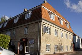 Hoff'scher Speicher in Neustadt in Holstein
