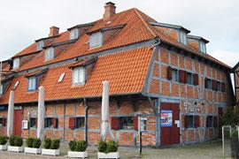 Horn'scher Speicher in Neustadt in Holstein