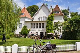 Alte Schwimmhalle in Plön