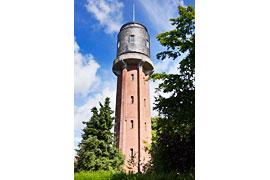 Wasserturm in Plön