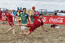 Travemünder Beach-Handball-Cup