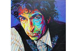 Bob Dylan © Enke Caecilie Jansson