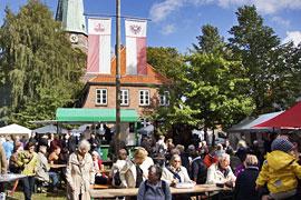 Handwerkerfest in Lübeck-Travemünde