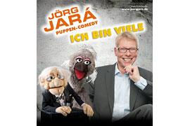 ICH BIN VIELE: Puppen-Comedy mit Jörg Jará