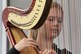 Jugendsinfonieorchester Ahrensburg - Julia Lilli von Grebmer