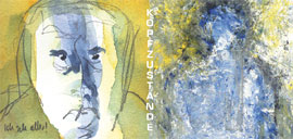 Ausstellung Kopfzustände Michaela Berning-Tournier und Ursula Paul