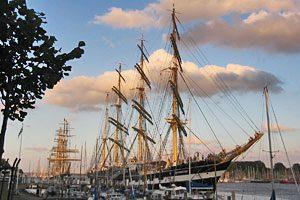 Segelschulschiff Kruzenshtern
