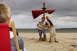 Robinson+Freitag - Theater am Strand von Travemünde