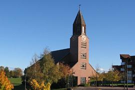 Versöhnungskirche in Lübeck-Travemünde