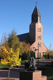 Versöhnungskirche im Pommernzentrum in Travemünde