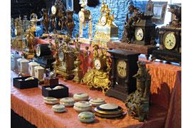 Antike Uhren © Morel Veranstaltungs UG