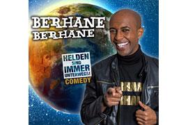 """Berhane Berhane """"Helden sind immer unterwegs!"""""""