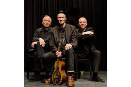 Günther Brackmann, Abi Wallenstein und Martin Röttger © Rotraud Schwarz