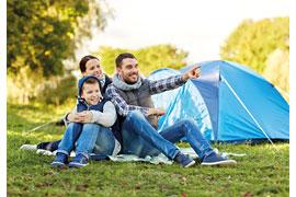 Camping Garten Freizeit © Lev Dolgachov