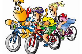 Fahrradfahren mit Gumda © TALB