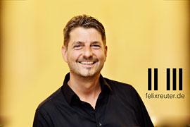 Felix Reuter © Jürgen Mai