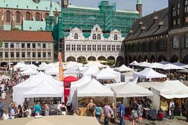 Handgemacht Lübeck @ Handgemacht-Märkte für KunstHandwerk & Kurioses Ingrid Berkau