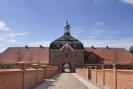 Hasselburg Torhaus