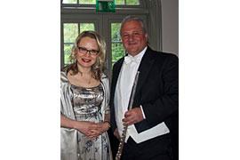 Inessa Tsepkova und Martin Karl Wagner