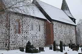 Kirche zu Gudow © Holger Reimers