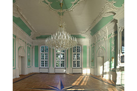 Kreismuseum Ratzeburg Rokokosaal