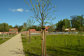 Küchengarten Landesgartenschau Eutin 2016