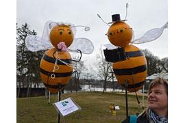 Landfrauen Schleswig-Holstein Bienen