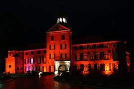 Lichterstadt Eutiner Schloss