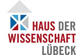 Logo Haus der Wissenschaft Lübeck