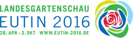 Logo Landesgartenschau Eutin 2016