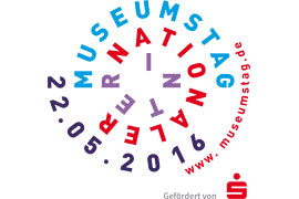Logo 39. Internationaler Museumstag 2016