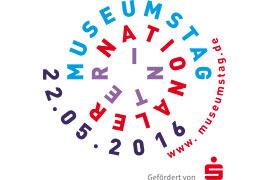 Logo 39. Internationaler Museumstag 2016