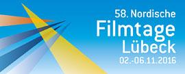 Logo 58. Nordische Filmtage Lübeck