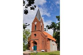 Maria-Magdalenen-Kirche - Malente