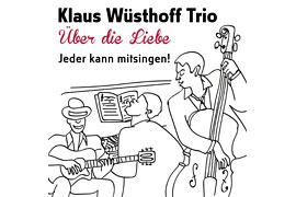 Plakat Klaus Wüsthoff Trio