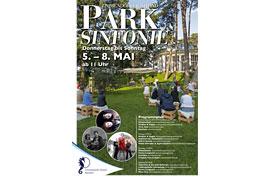 Plakat Parksinfonie in Timmendorfer Strand